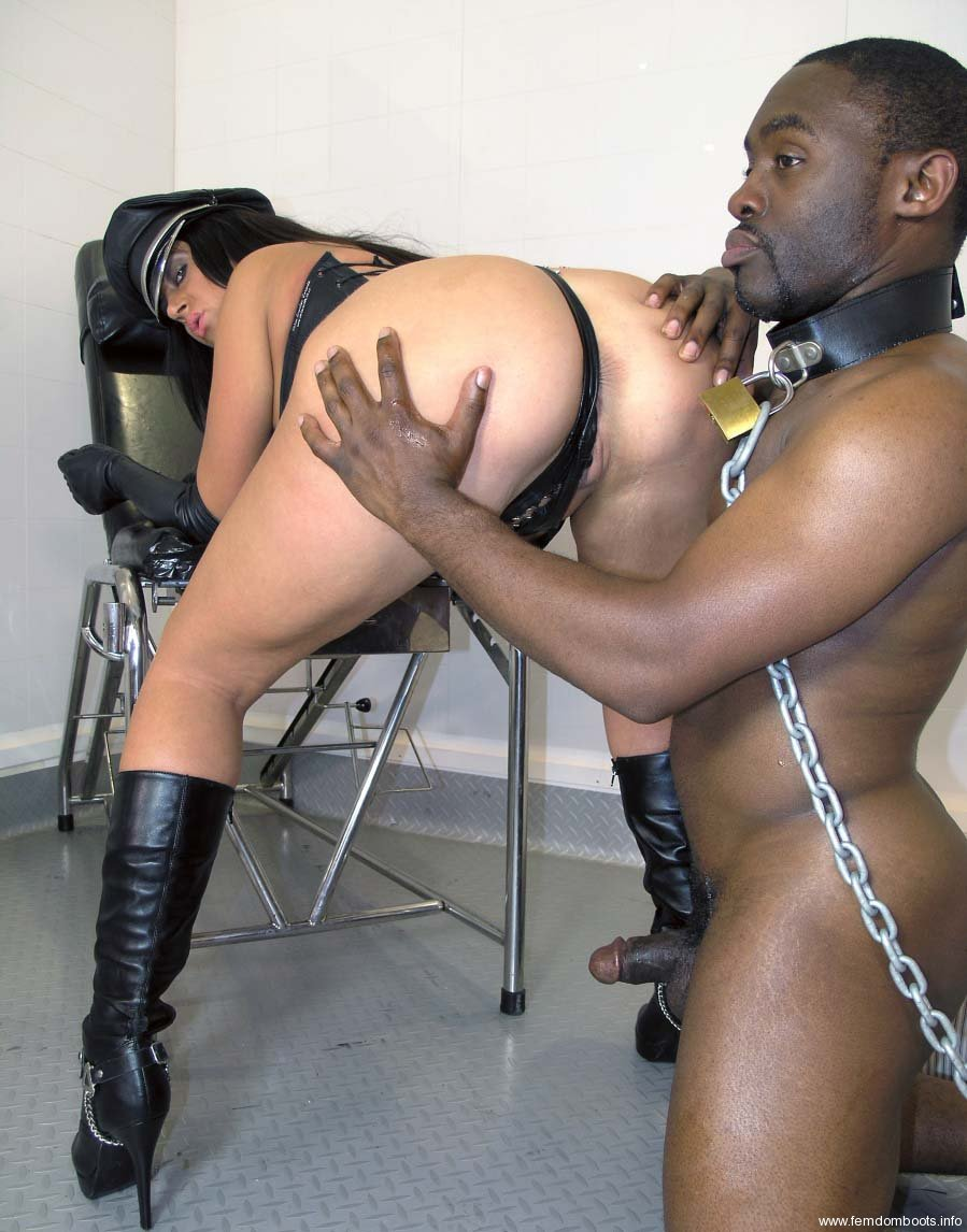 Interracial Fetish Beating